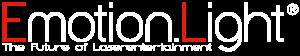 Lasershow by Emotion.Light Logo