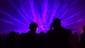 Lasershow Idstein Sternennacht