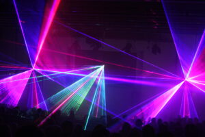 Lasershow Pforzheim